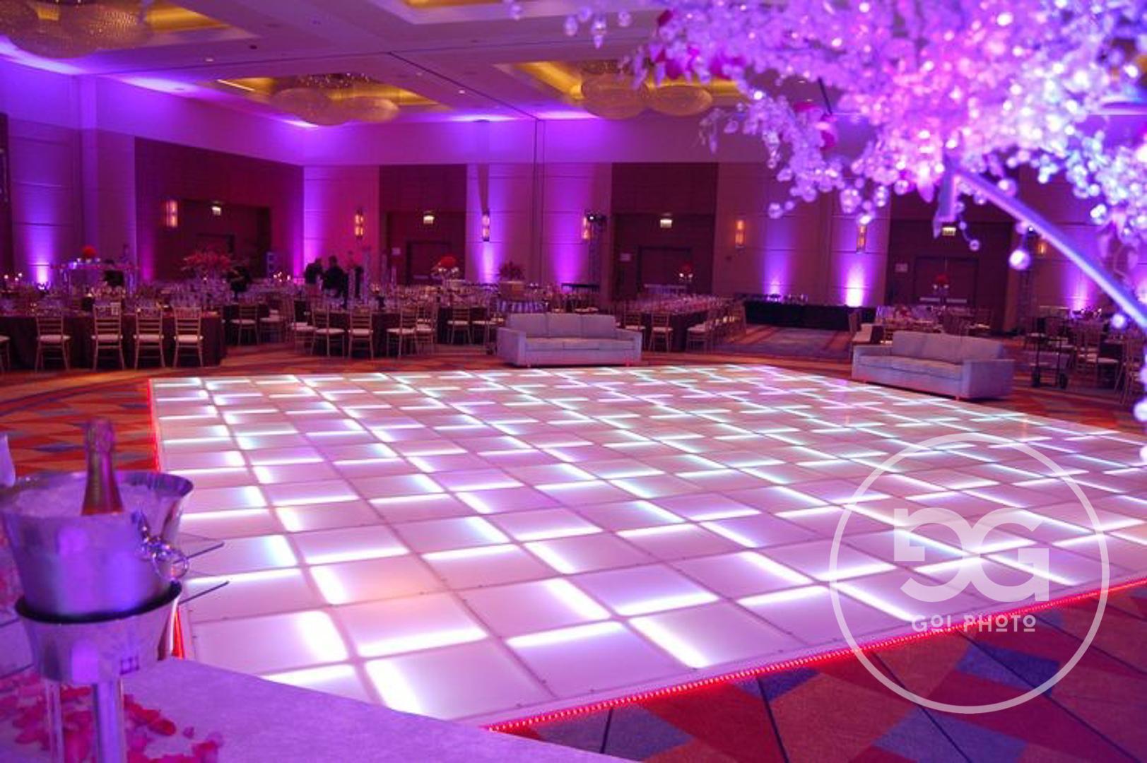 Light Up Dance Floor