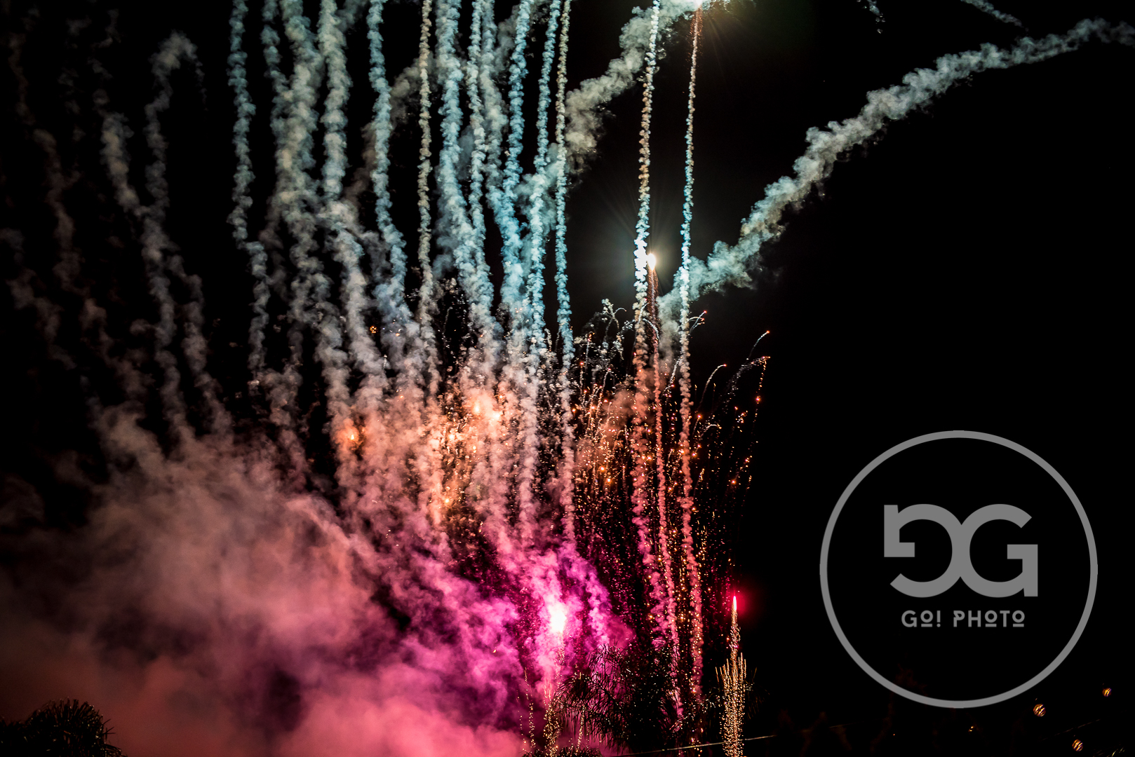 speciality lighting fireworks for events weddings